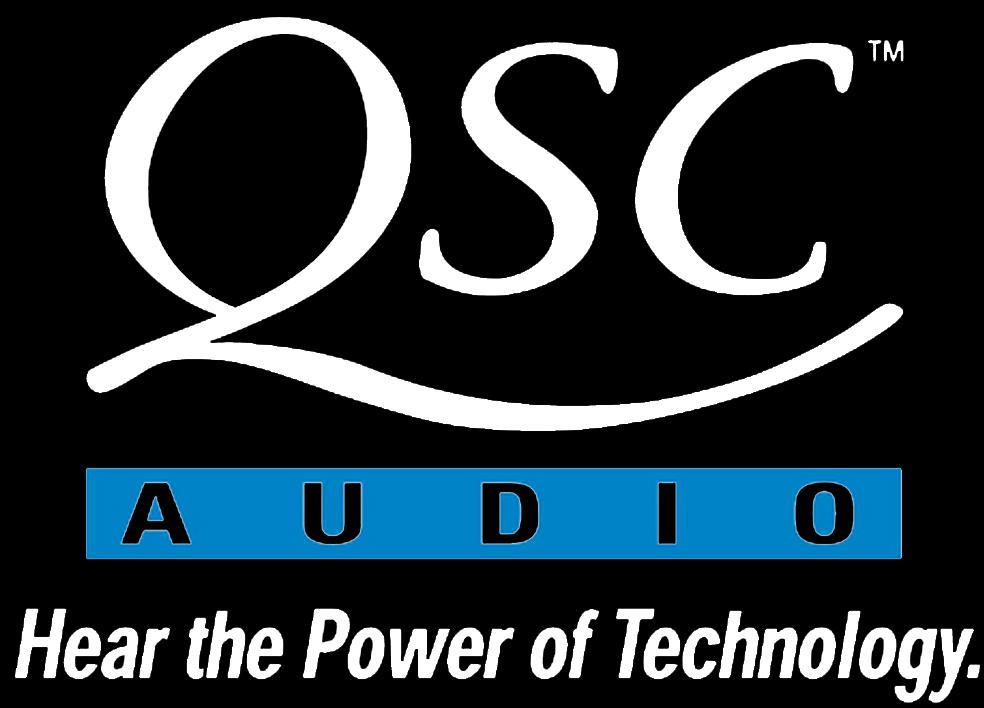 QSC Audio Logo