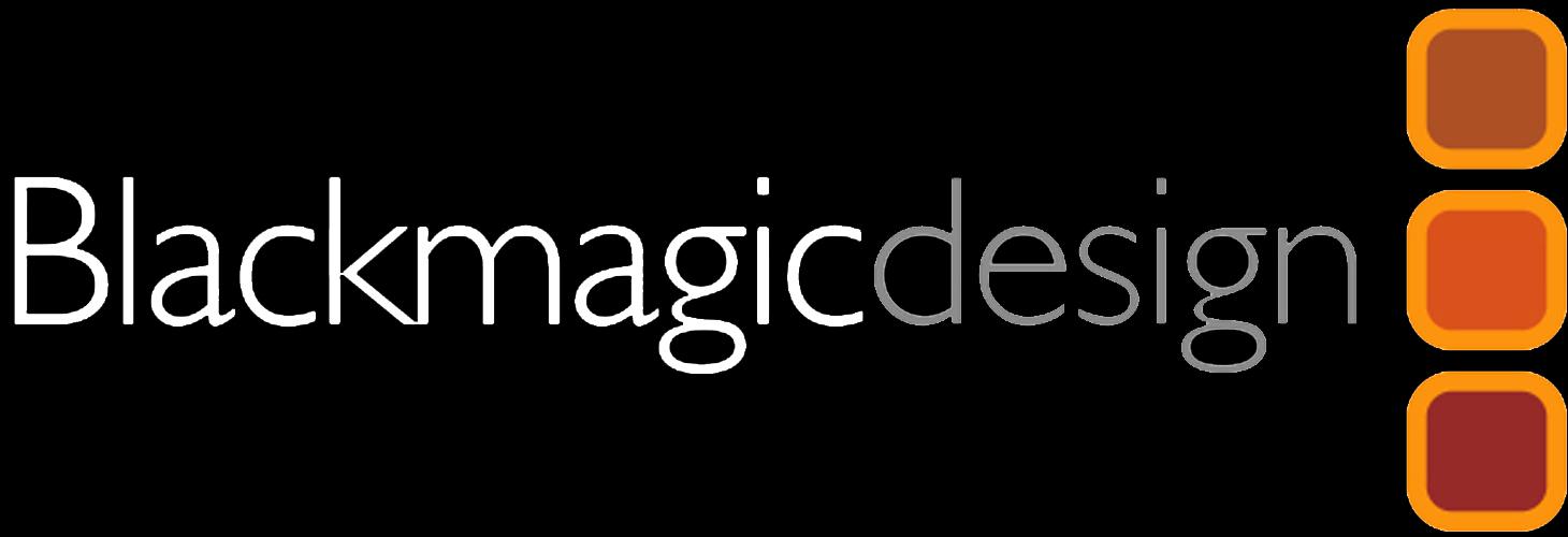 Blackmagic Design Logo