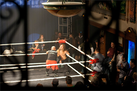 Midget Wrestling Private Party