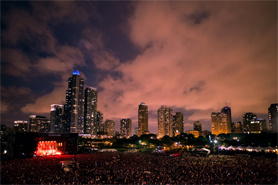 Lollapalooza Main Stage