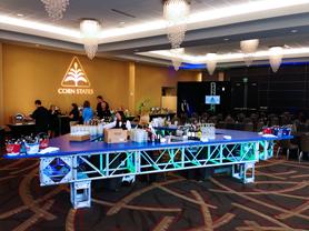 Corporate Event Custom Bar