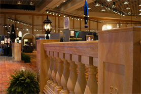 Corporate Convention Custom Faux Finished Set Pieces