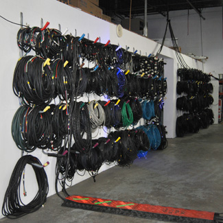 TPI Cable Wall