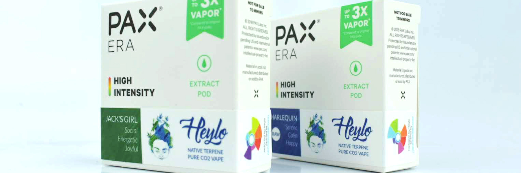 pax era pods with high terpenes