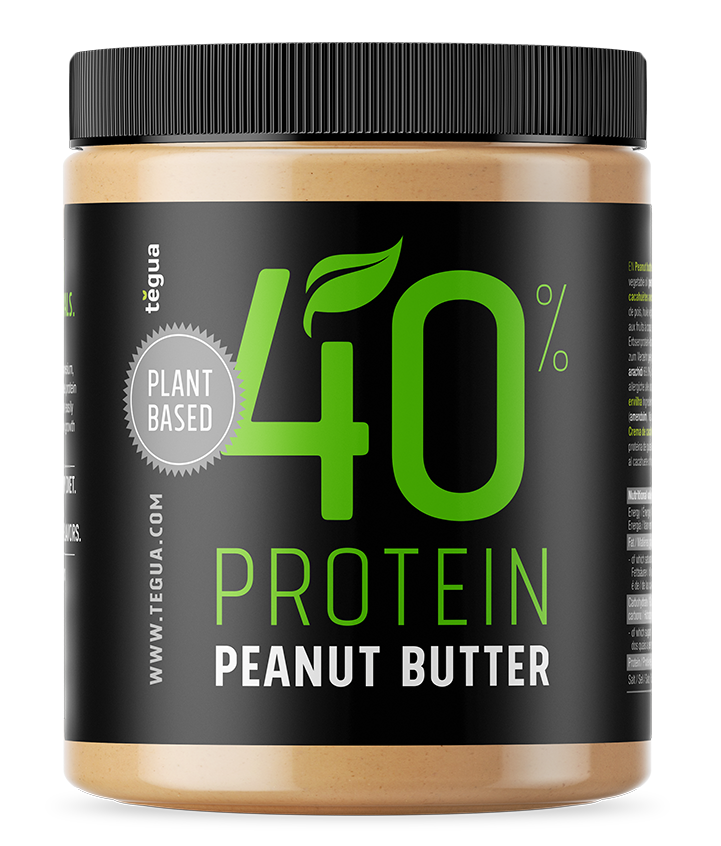 Tegua 36% protein peanut butter