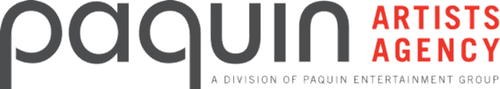 Paquing Artists Agency Logo