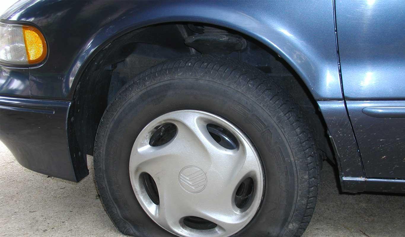 Emergency Flat Tire Change Near Me Get Help Now