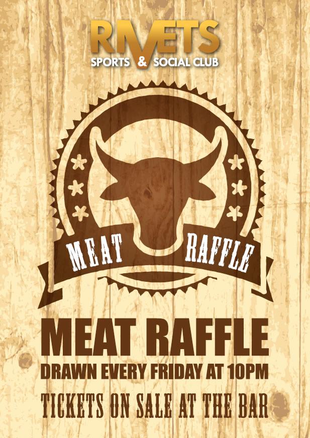 Meat Raffle