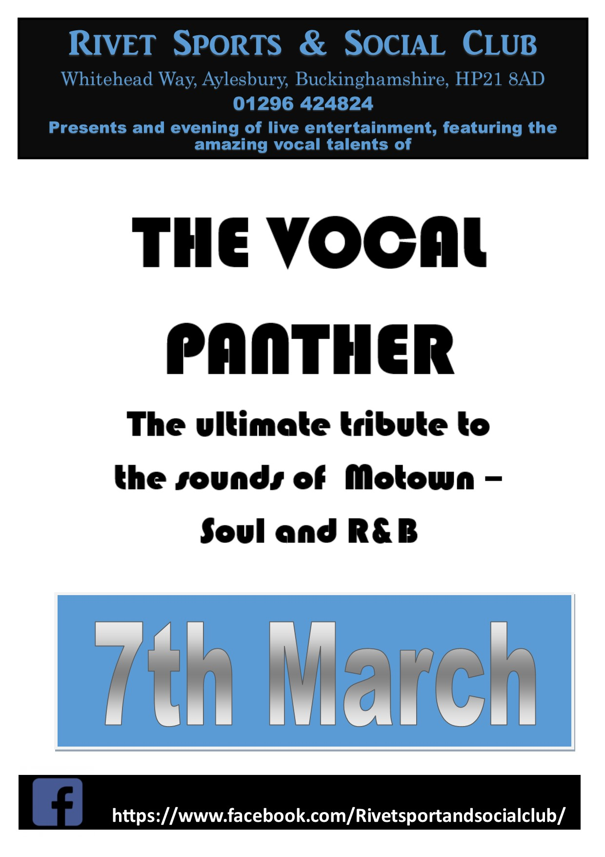 The Vocal Panther