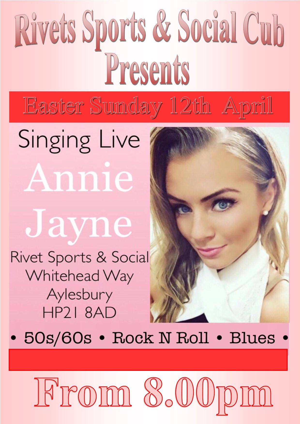 Annie Jayne