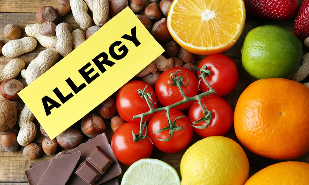 8 most common food allergies