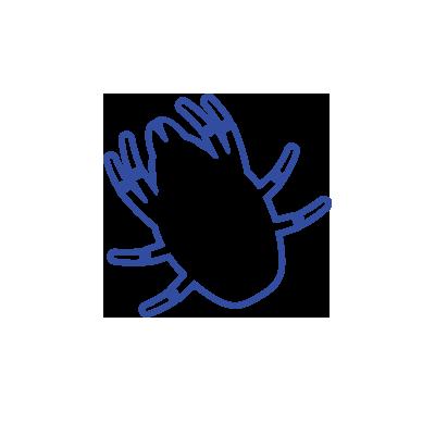 Dust mite icon
