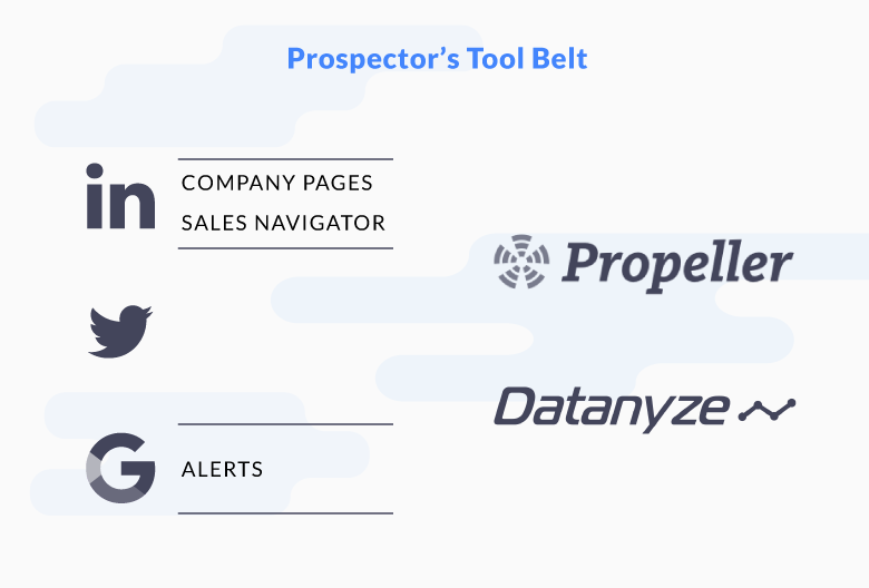 6 Sales Prospecting Tools to Keep in Your Tool Belt