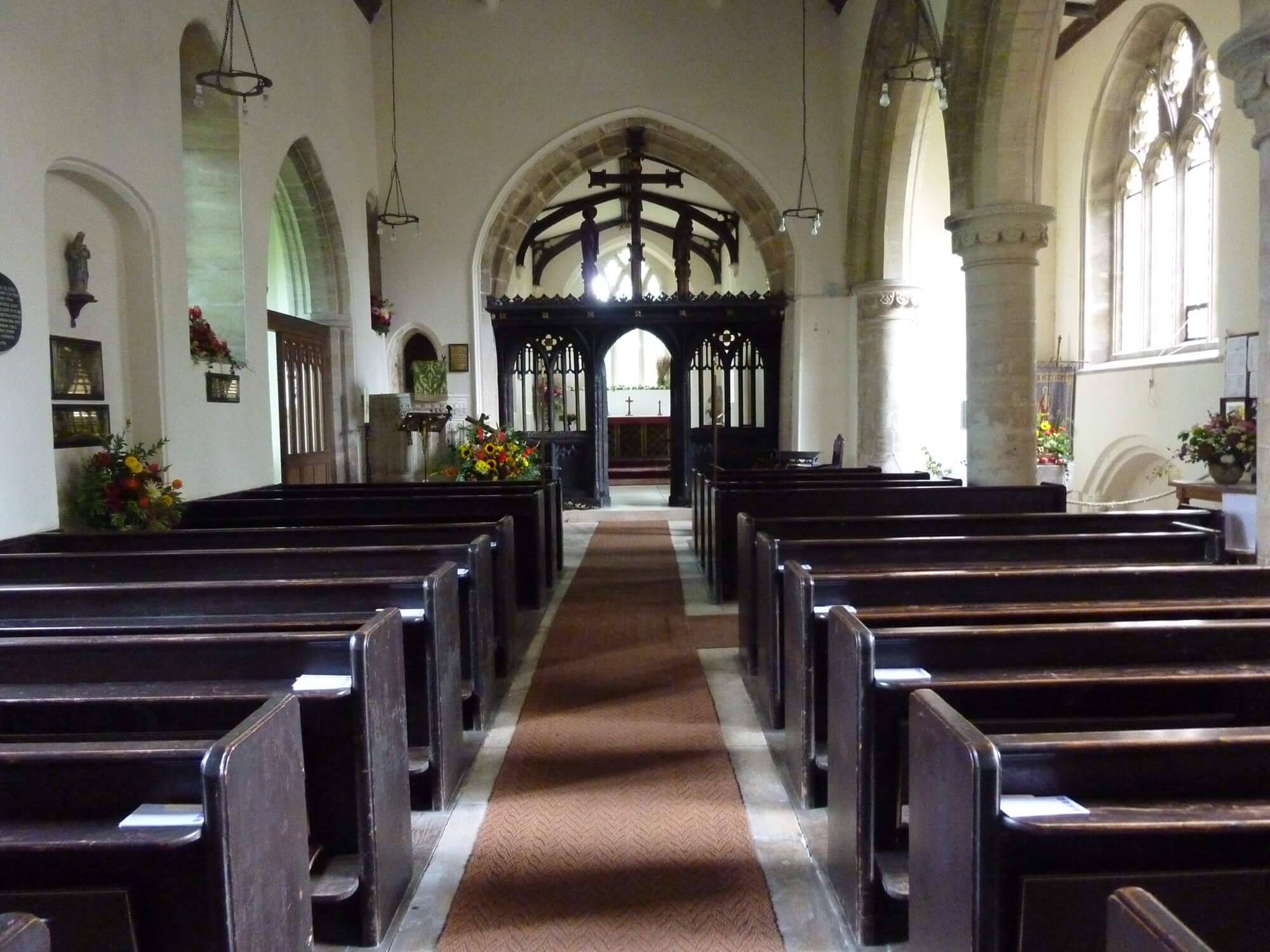 St Mary's Church - The Nave