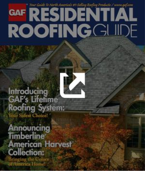 roofing guide cover