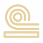 roll roofing icon