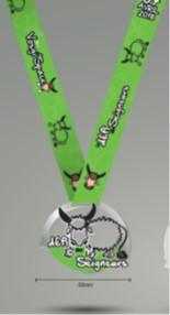 Médaille Trail Niederbronn