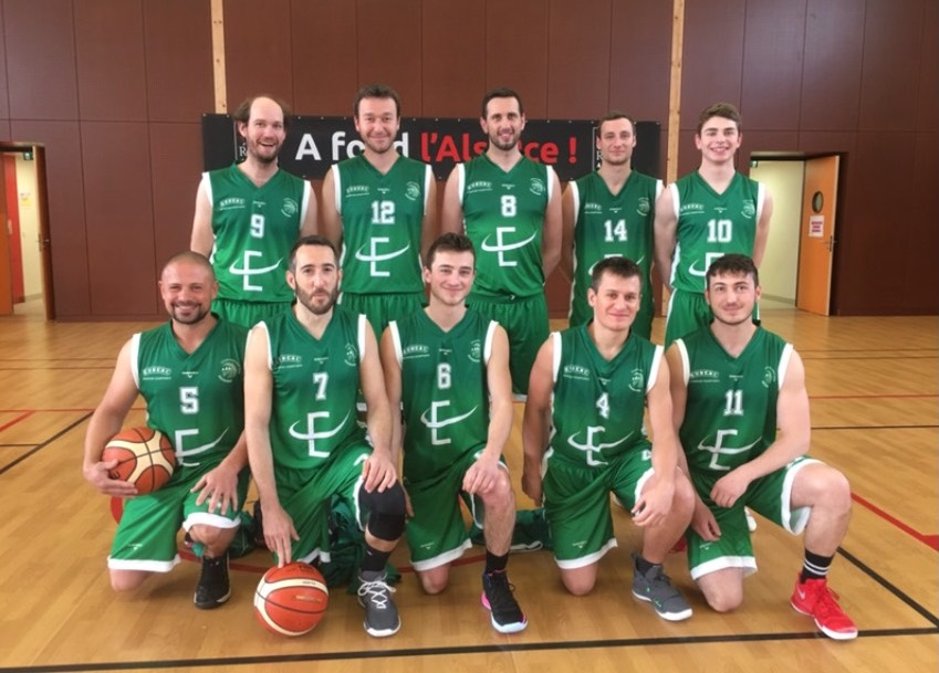 Tenue Basket Club Eguisheim
