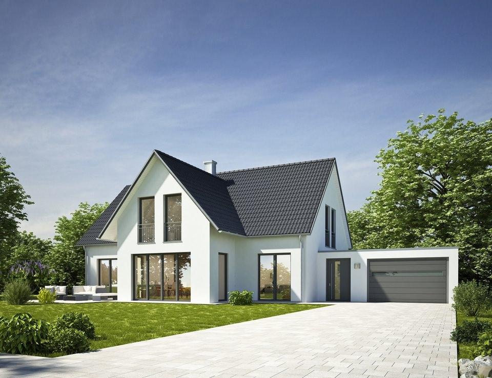 Inteligentny domu - aranżacja budynku domu jednorodzinnego. Realizujemy projekty domów inteligentnych na terenie Białegostoku, województwa podlaskiego oraz na terenie całego kraju. Inteligentny dom to Dom Przyszłości.