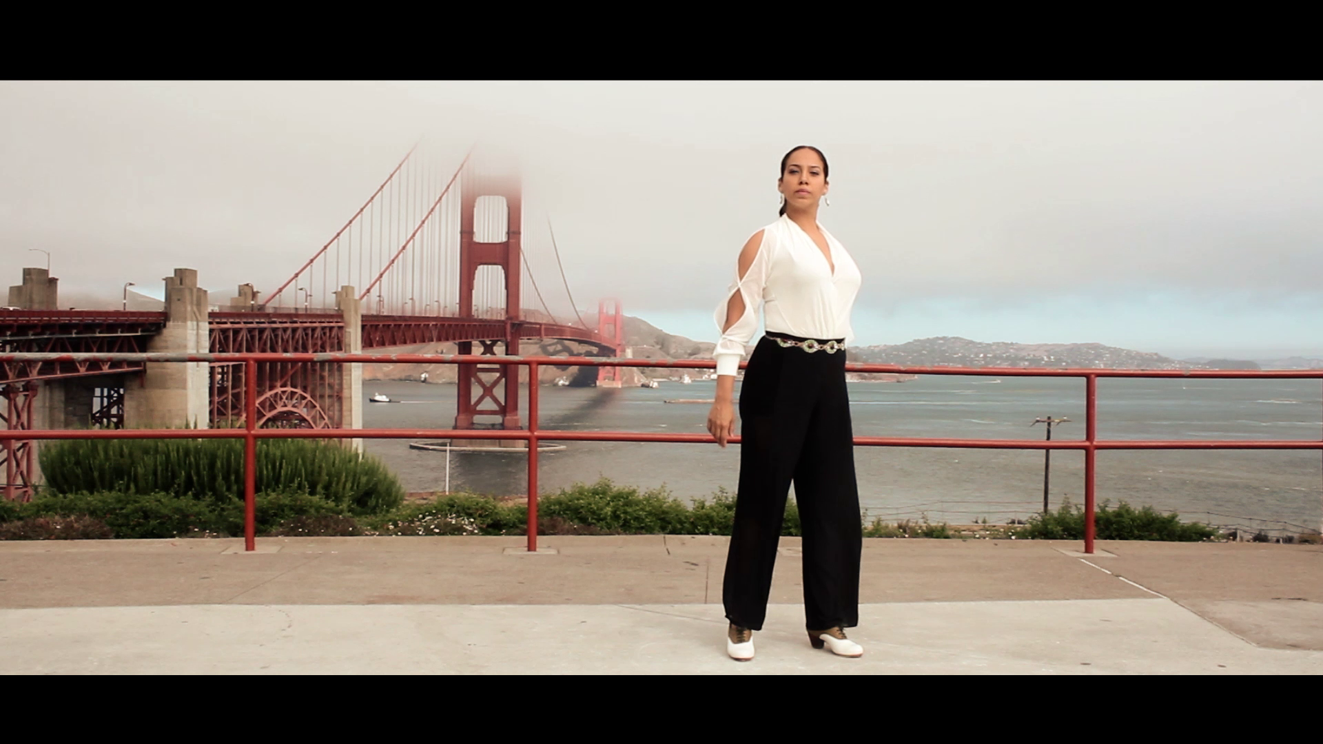 "from the short film by Cruz Vargas ""Stephanie's Caprice"""