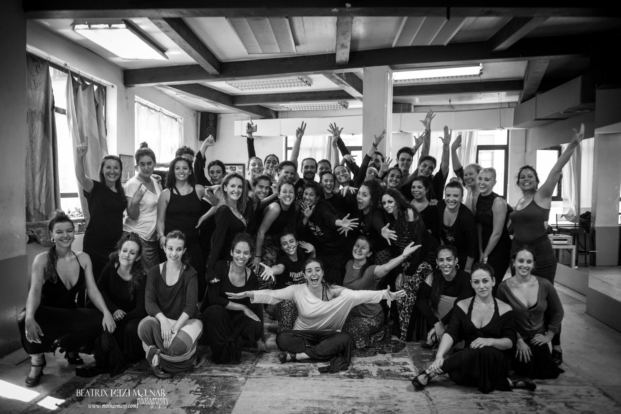 Workshops at Amor de Dios, Madrid with Alfonso Losa
