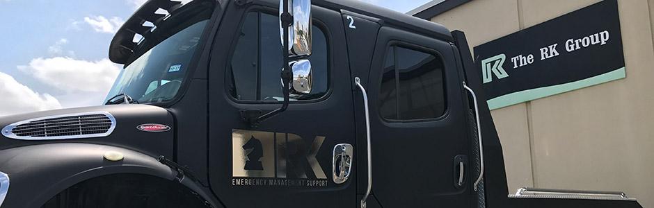 RK EMS Truck