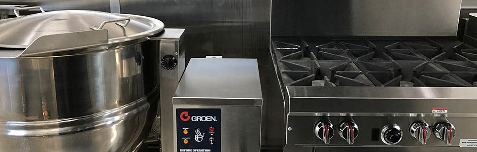Mobile Kitchen Equipment