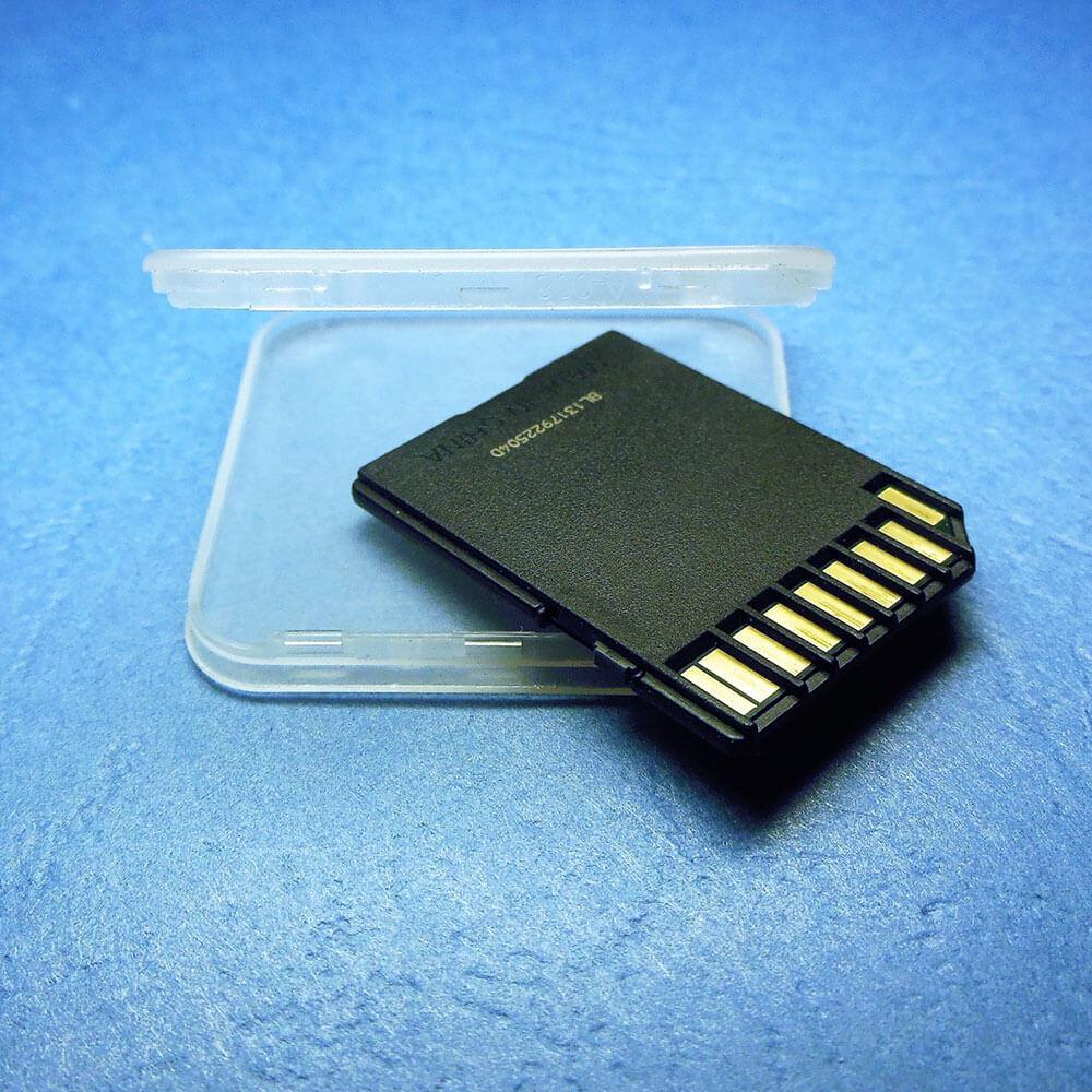 memory cards & storage