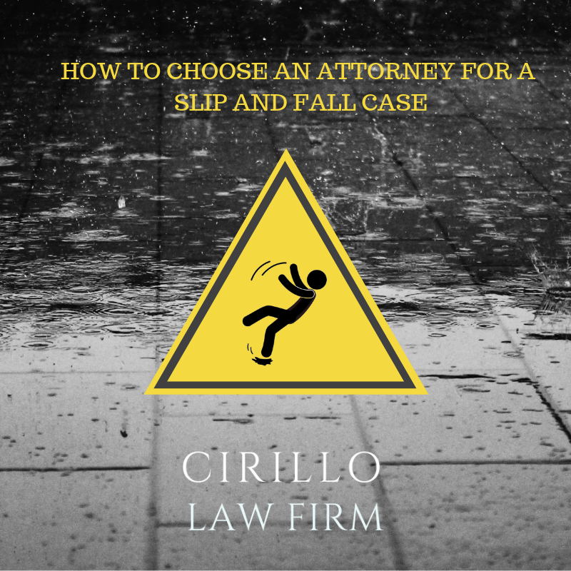 best slip and fall attorney new haven ct