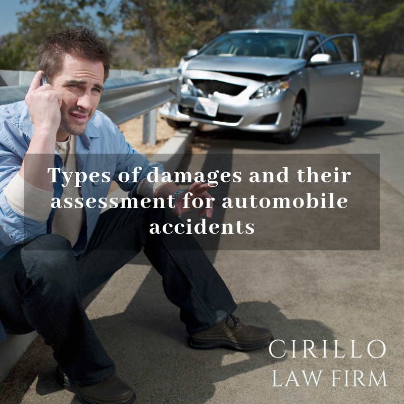 Types of car damages