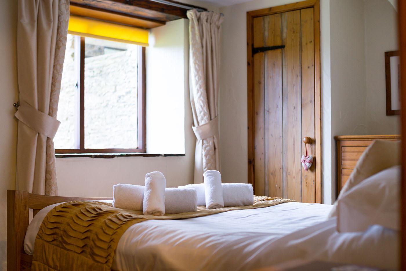 Lower mill bedroom window