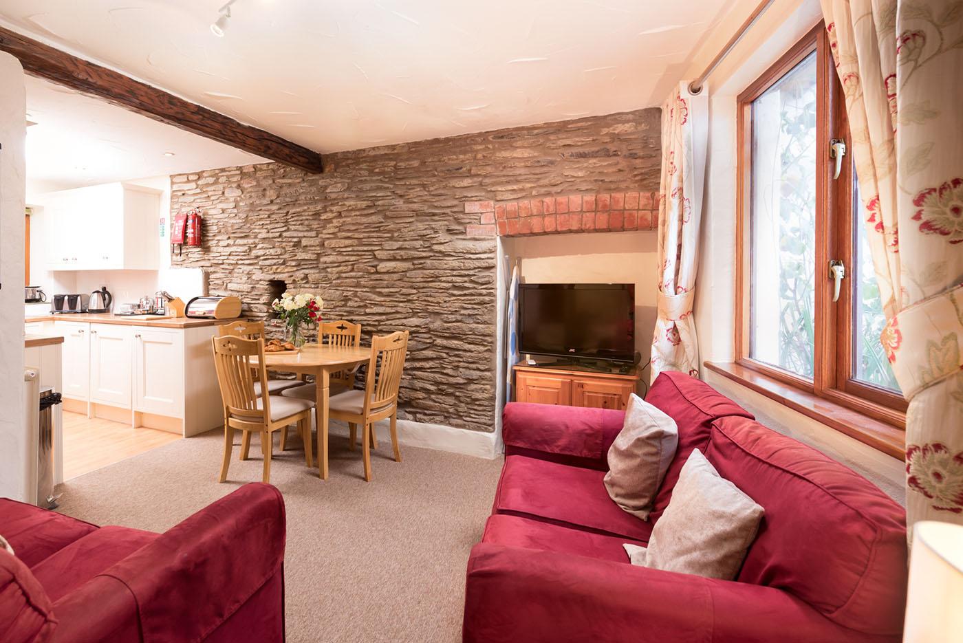 Linhay living room