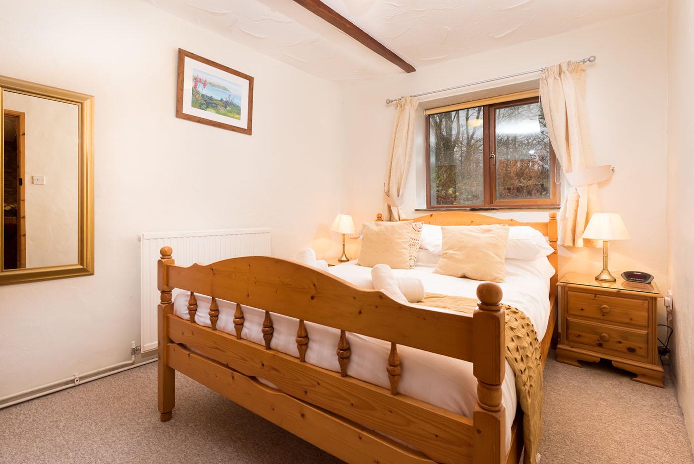 Linhay master bedroom