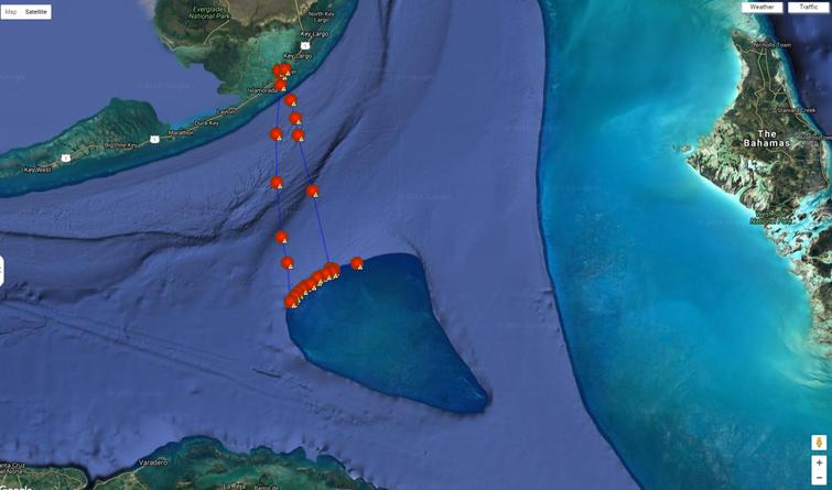 S300 Marine Tracking Demo