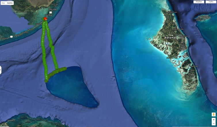 SC500 Marine Tracking Demo