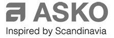 Logo du fabricant d'éléctroménager Asko