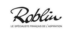 Logo  du fabricant de hottes Roblin