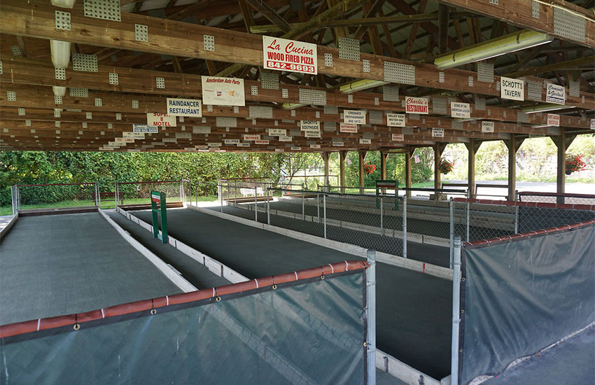Port Jackson Bocce Club