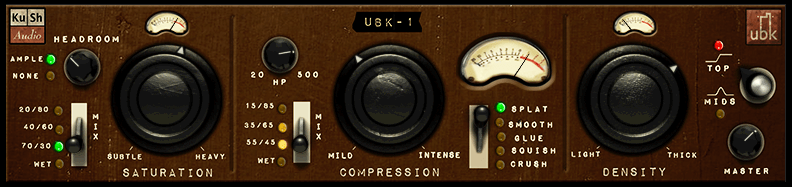 Resultado de imagen de Kush Audio UBK-1