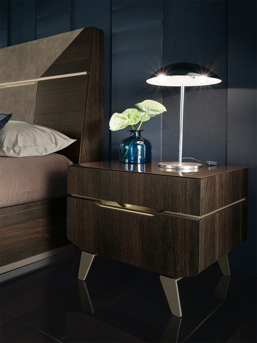 Accademia Bedroom Nightstand