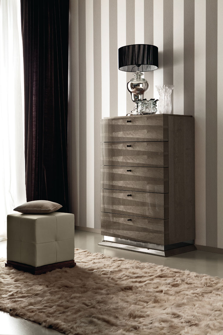 Monaco Bedroom 5/DRW. Chest