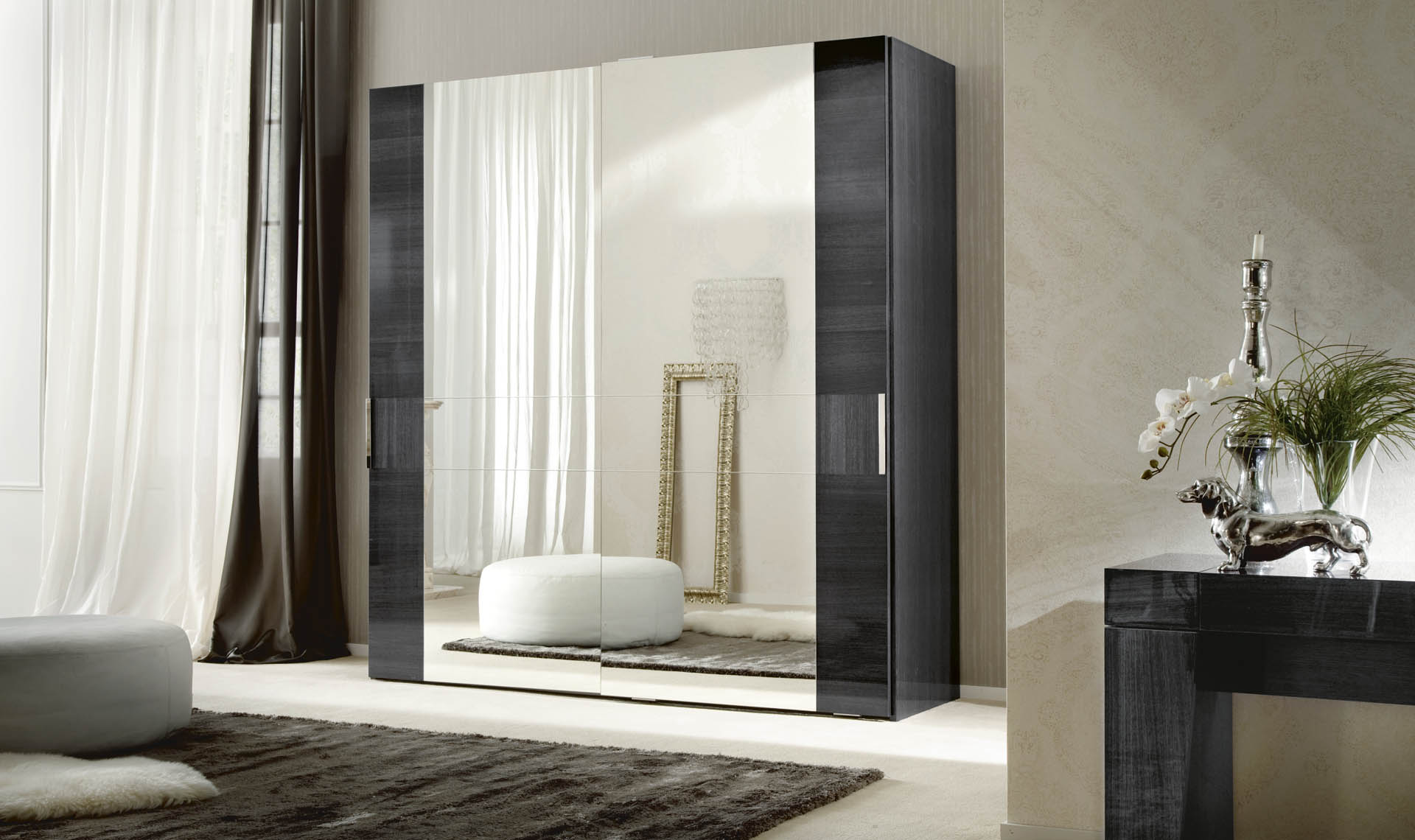 Montecarlo Bedroom 2/D Sliding Wardrobe