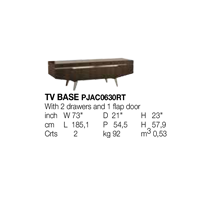 Accademia TV Base Technical data