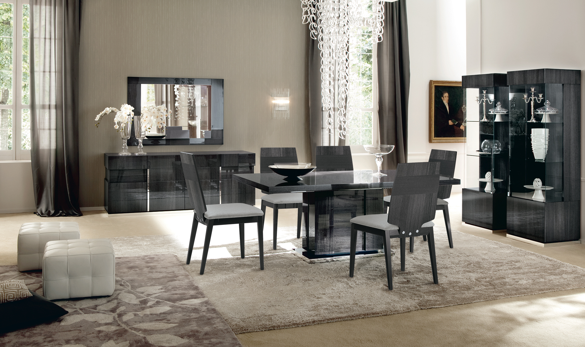 Montecarlo Dining Room Set 1