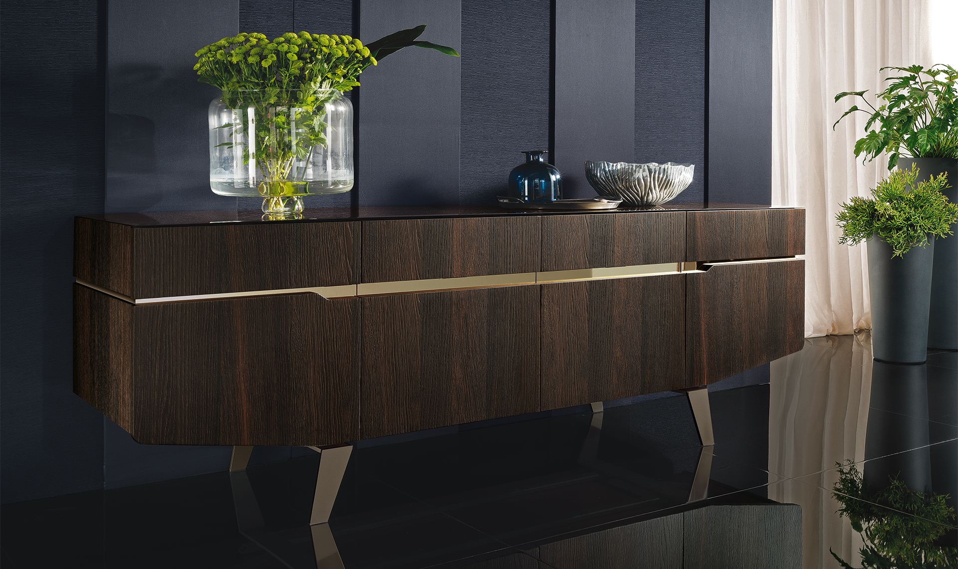 Accademia Dining Room 4/D Buffet