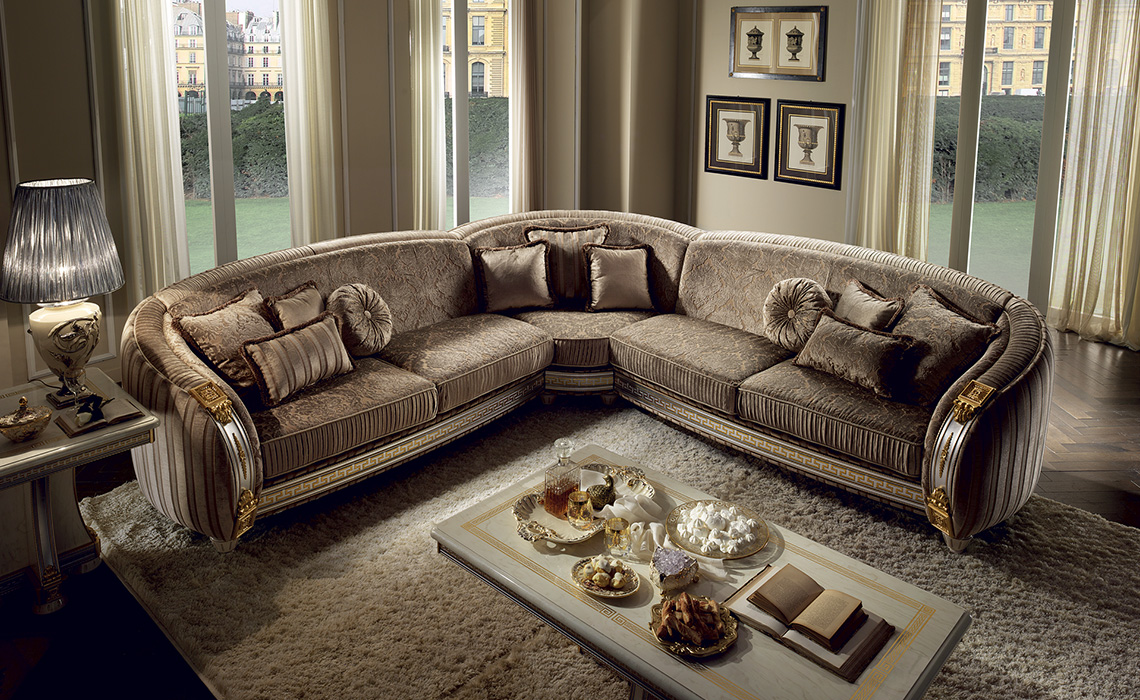 Liberty Living Room sofa overview