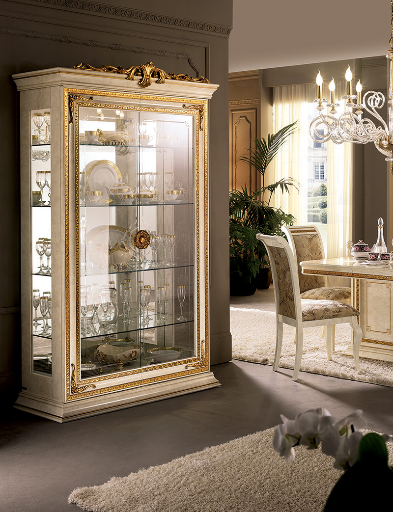 Leonardo Dining room two doors cabinet