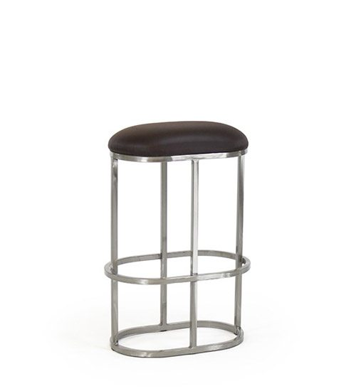 Charles Oval Barstool Overview