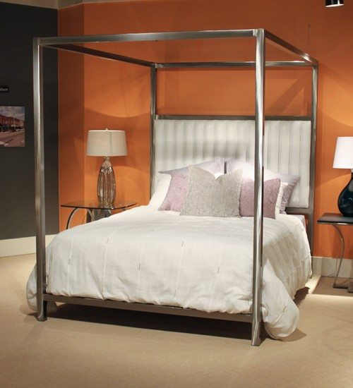 Luxor Upholstered Queen Bed Overview