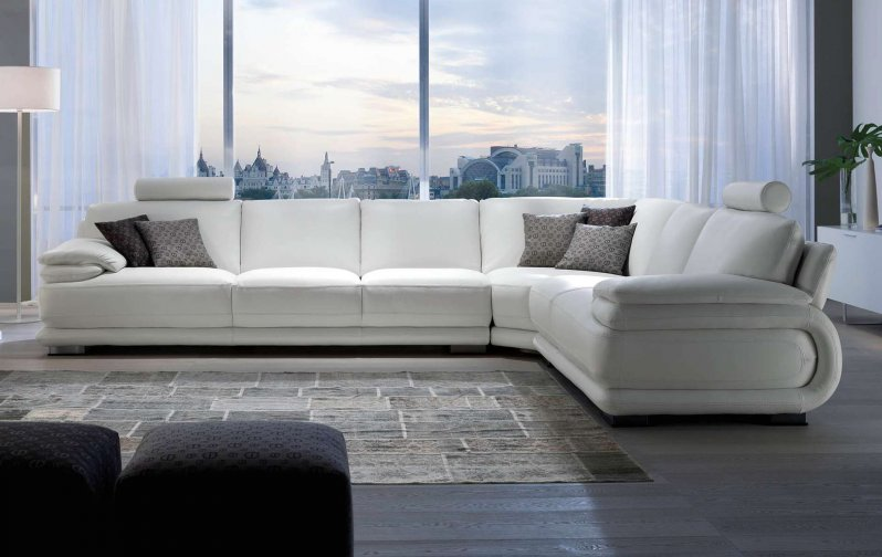 Atlantic leather sofas deluxe overview